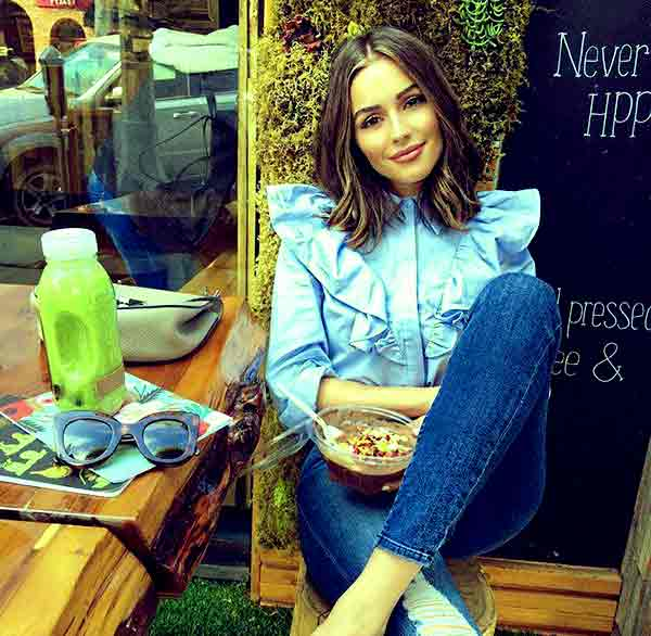 Image of Olivia Culpo is currently single
