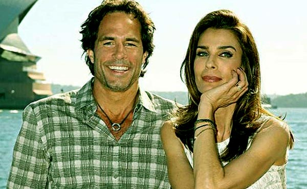 Image of Danny Daggenhurst with his wife Kristian Alfonso