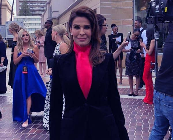 Image of American actress, Kristian Alfonso