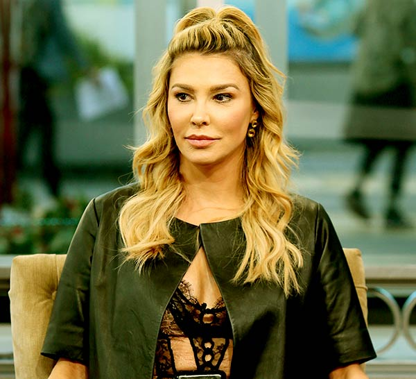 Image of Model Reality Star And Author Brandi Glanville