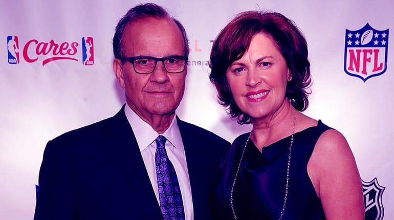 Image of Joe Torre Net Worth. Meet his Wife Alice Wolterman.