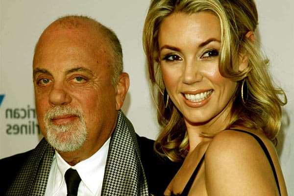 Image of Billy Joel And Alexis Roderick