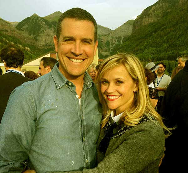 Image of Reese Witherspoon's Husband Jim Toth
