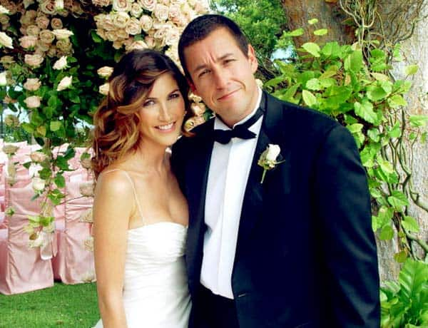 Image of Jackie and Adam got married in 2003