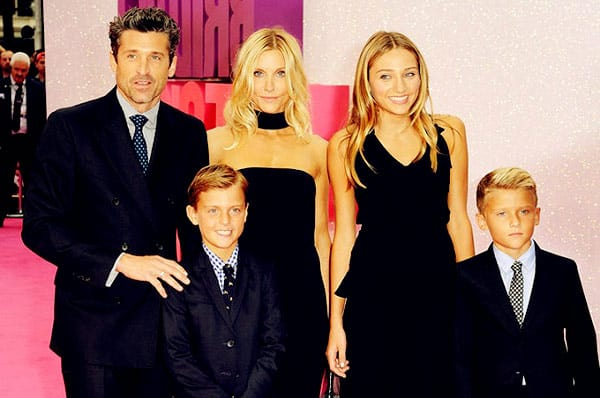 Image of The beautiful family of Jilan Fink.