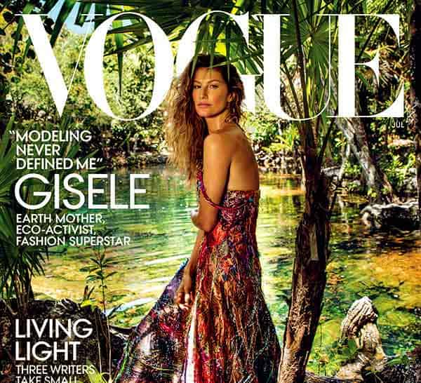 Image of You Simply Know If You Maka It To The Cover Of Vogue, You Are Successful